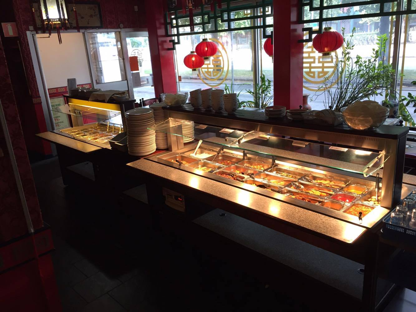 kina restaurang umeå